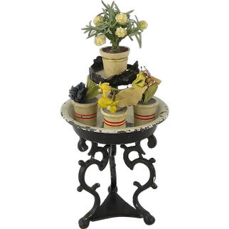 Rock & Graner - Extremely rare flower stand