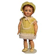 "14-1/2"" German Bisque Toddler W & Co 201 Thuringia"