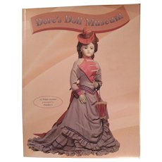 """Two Frasher's auction catalogs---""""Dore's Doll Museum"""" and """"From the Shore Before"""""""