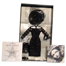 Mel Odom Gene fashion--BLACK RIBBON--just stunning!