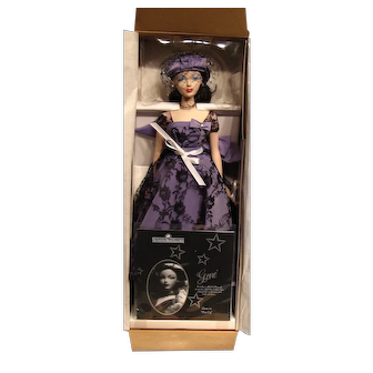 Mel Odom Gene Pin-Up Doll with Creme de Cassis outfit!