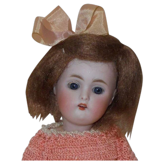 "8"" Kestner 155--German Girl on 5 piece flapper body"