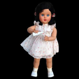 "20"" Hard Plastic Automaton Mechanical Doll.  Athena Original"