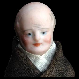 """5"""" Simon Halbig Dollhouse Old Man"""