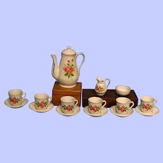 """Child's or Doll's Tea Set marked """"Germany"""""""
