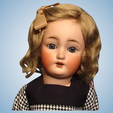 Bleuette-sized Bravot wig Clemence in ash blonde---Free shipping!