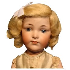 """8-1/2"""" Circumference Mohair Wig--Bravot """"Clemence""""--Free Shipping!"""
