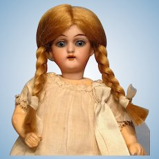 """Mignonette Mohair Braids Wig for 3-7/8"""" Circumference---Free Shipping!"""