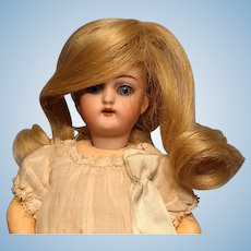 "Mignonette Blonde Human Hair Wig---3-7/8"" Circumference--Free shipping!"