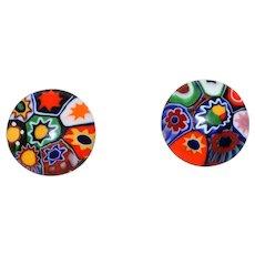 Murano Venetian Glass Earrings