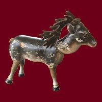 Schoenhut Glass eye Reindeer