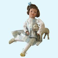 Schoenhut Doll 19/308