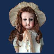 """Morimura MB 5 Shoulder Head Doll 16"""""""