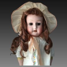 Morimura MB 5 Shoulder Head Doll 16""