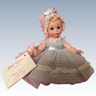 1950's Madame Alexander 'Little Genius' Doll
