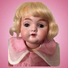 "Pretty Cabinet Size Kestner 143 Doll 13"""