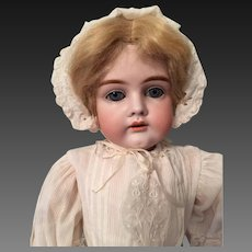 "Very Pretty 19"" Kestner 161 Doll"