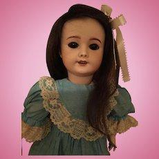 "Sweet French SFBJ 301 Doll 18""."