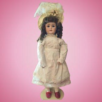"24"" Pretty Schoneau & Hoffmeister Doll Marked 1923"
