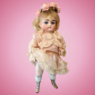 "Adorable German Kestner Wrestler Doll  8"""