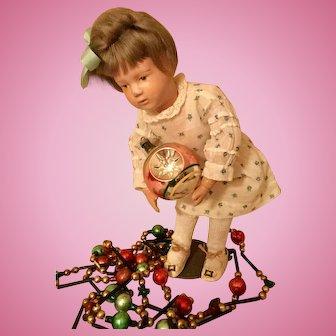 """Schoenhut Doll 15"""""""