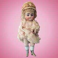 German  Wrestler Doll Marked 1