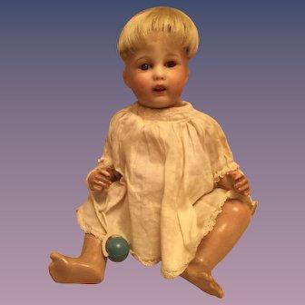 "8""  SFBJ 251 Rare Size 0 Character Doll"