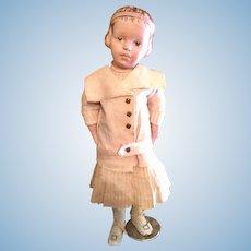 """Schoenhut 105 Doll 16"""""""