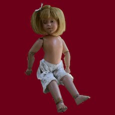 """14"""" Schoenhut Doll Series 308–This item is 20% off for the month of July"""