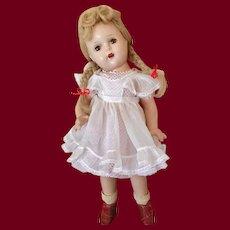 "Madame Alexander McGuffey Ana Composition Doll 16"""