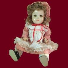 "16"" Madame Alexander Baby McGuffey Doll  AO"