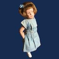 """14"""" Schoenhut Doll 14/312"""
