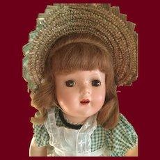 "16"" Composition Madame Alexander ""Flora McFlimsey"" Doll"