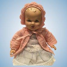 "Pretty American Character Doll 20"""