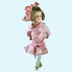 "16"" Pouty Schoenhut Doll 300 Series"