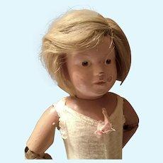 """14"""" Schoenhut Doll 308"""