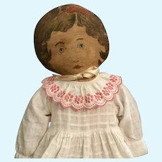 Art Fabric Mills Cloth Rag  Doll