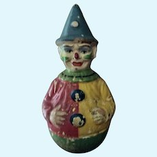 Schoenhut Clown Roly Poly