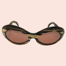 Groovy Vintage Suntimer Shades by Victory Optical