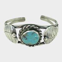Lovely Vintage Native American Cuff Bracelet
