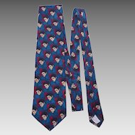 Elvis Presley Silk Necktie RM Style Tie 1994