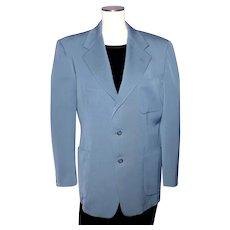Vintage 1940s-50s Plateau Timely Clothes Mens Suit Coat Jacket Pacific Mills