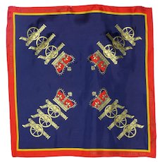 Royal Regiment of Artillery Scarf Friends of the Citadel Society