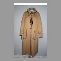 Vintage 1970s  Lassie Junior Coat All Weather Deadstock