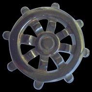 Bakelite Ship's Wheel