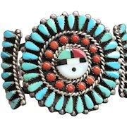 Zuni Native American Cuff