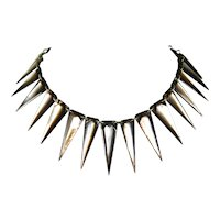 Egyptian Revival style Shell Necklace