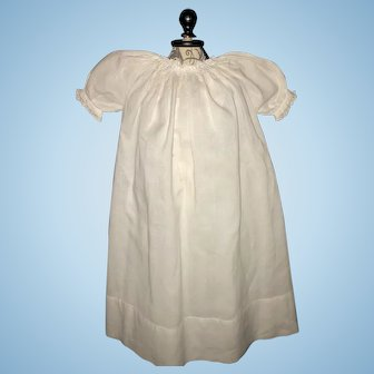 Sweet Early 20th C Baby Doll Dress