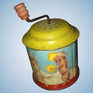 Darling Vintage Wyandotte Toy Noise Maker for Display with Dolls