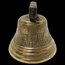 1878 Saignelegier Bell
